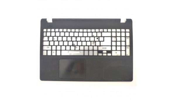 Середня частина корпуса з клавіатурою, для ноутбука, Acer Aspire E15, ES1-512, ES1-531, 439.03701.0001, Б/В, Є подряпини та потертості, клавіатура робоча.