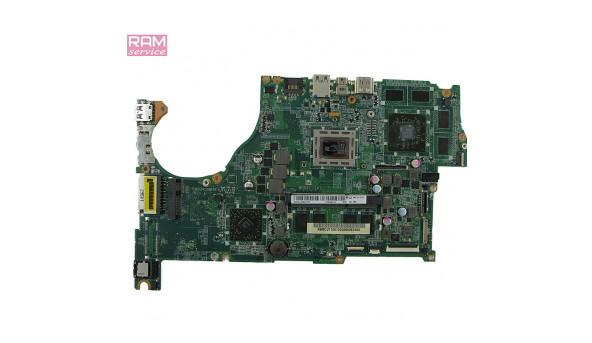 "Материнська плата, для ноутбука, Acer Aspire V5-572PG, 15.6"", DA0ZRIMB8E0, Rev: E, Б/В, Робоча, Стартує"