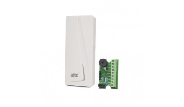 Комплект автономный контроллер ATIS AC-03 + считыватель EM-Marine ATIS PR-08 EM-W (white)