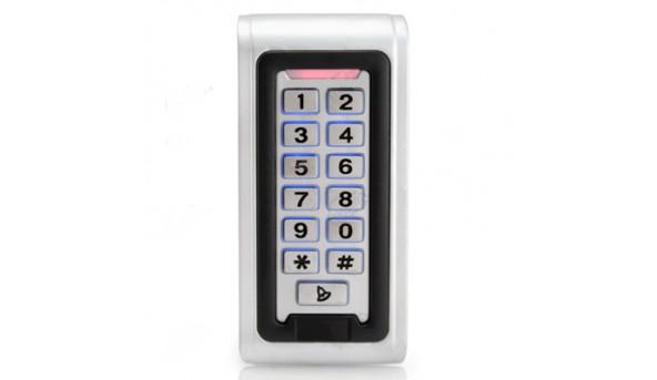 Металлическая кодовая клавиатура ATIS AK-601