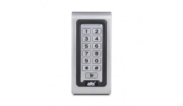 Металлическая кодовая клавиатура влагозащищенная ATIS AK-601W