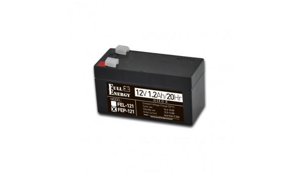 Аккумулятор 12В 1.2 Ач для ИБП Full Energy FEP-121