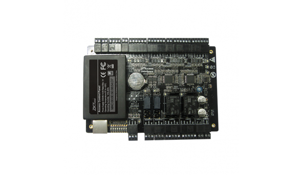 Сетевой контроллер ZKTeco C3-200 для 2 дверей
