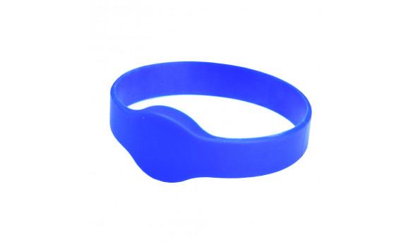 Браслет бесконтактный Mifare RFID-B-MF 01D74 blue