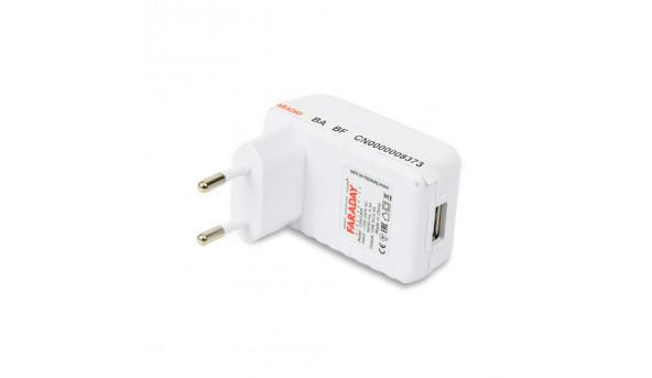 Блок питания Faraday Electronics 12W/OEM с USB выходом 5 В / 2.4 A 107788