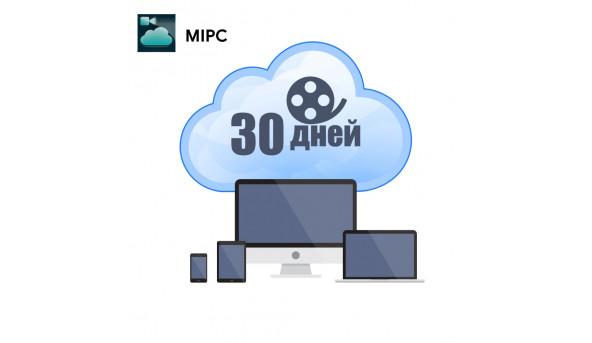 Код для активации облачного хранения на 1 месяц Cloud Access number для P2P камер ATIS