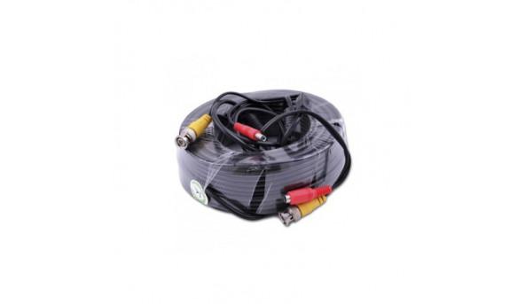 BNC-power кабель ATIS 18 м