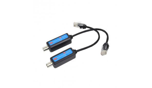 Пассивный сетевой адаптер для коаксиального кабеля Atis PCNA-01