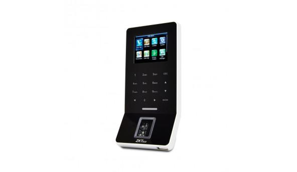 Биометрический терминал ZKTecoF22 ID со считывателем отпечатка пальца и EM-Marine карт