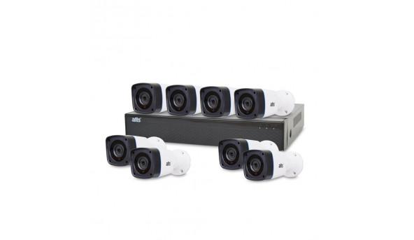 Комплект видеонаблюдения ATIS kit 8ext 5MP