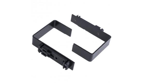 L-кронштейн Faraday Electronics для крепления АКБ на DIN рейку