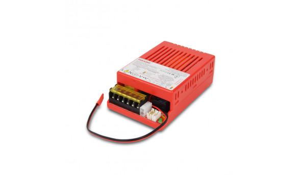 Бесперебойный блок питания Faraday Electronics 55W UPS ASCH PL под аккумулятор 9-12А/ч в пластиковом корпусе 116010