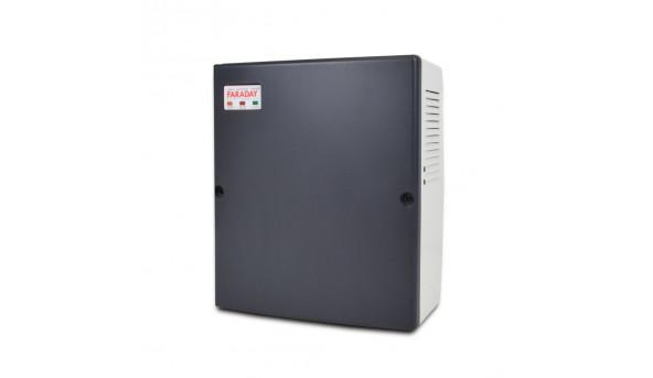 Бесперебойный блок питания Faraday Electronics 55W UPS ASCH PLB под аккумулятор 9А/ч в пластиковом боксе