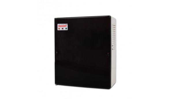 Бесперебойный блок питания Faraday Electronics 85W UPS ASCH PLB под аккумулятор 9А/ч в пластиковом боксе