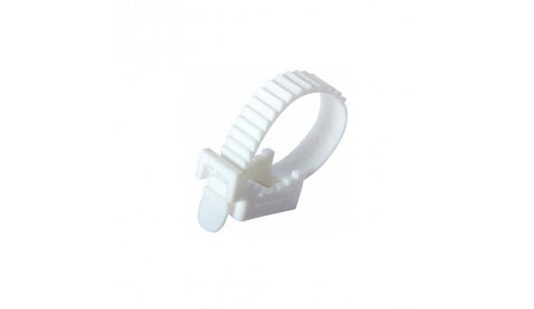 Крепеж ремешковый белый Relfix 7 x 80 мм (100 шт/уп)