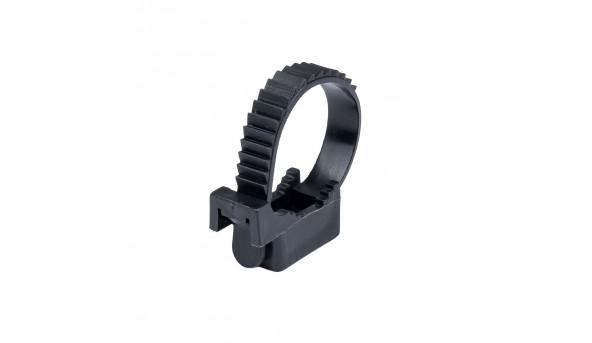 Крепеж ремешковый черный Relfix 7 x 80 мм (100 шт./уп)