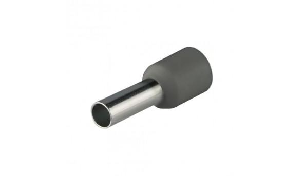 Наконечник трубчатый с изоляцией 0.14/8 (500 шт.)