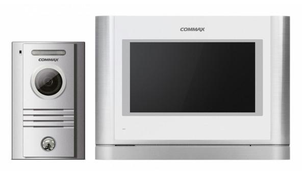 Комплект видеодомофона (Commax CDV-704MA + Commax DRC-40KHD)