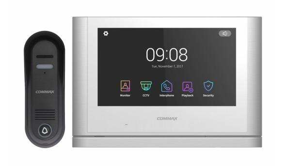 Комплект видеодомофона (Commax CDV-1024MA + DRC-4CPHD2)