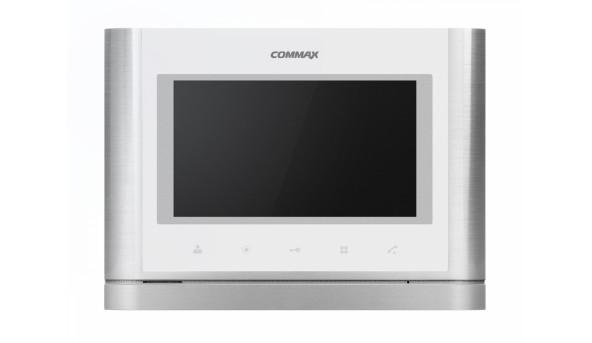 Видеодомофон Commax CDV-70M White + Silver