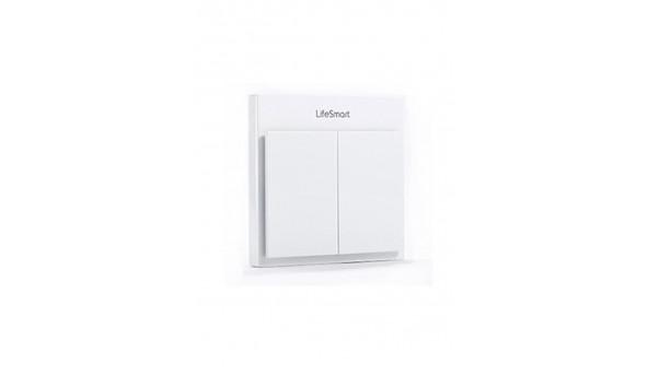 Выключатель LifeSmart 2 клавишный Blend Light Белый (LS056WH)