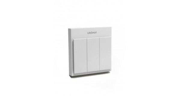 Выключатель LifeSmart 3 клавишный Blend Light Белый (LS057WH)