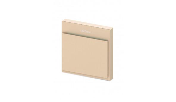 Выключатель LifeSmart 1 клавишный Blend Light Золотистый (LS055GD)