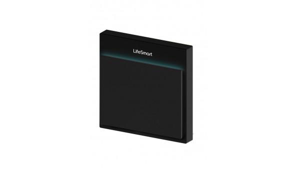 Выключатель LifeSmart 1 клавишный Blend Light Черный (LS055BL)