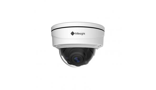 Купольна IP камера Milesight PRO 3 Мп (MSC3772FPB)