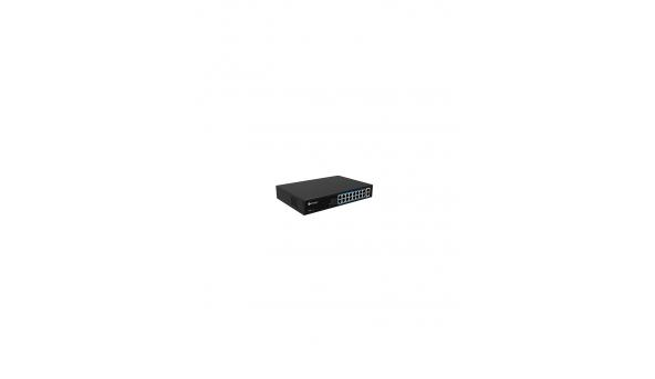 РоЕ комутатор Milesight 16-портовий (MSS0216GL)