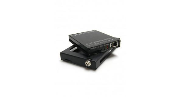 Автомобільний відеореєстратор Easy Storage SDVR-104 4-х канальний