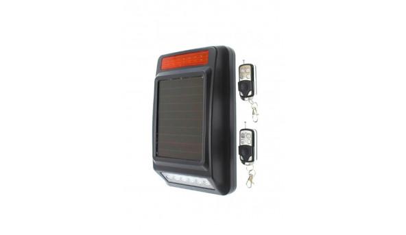 Приемник-сирена беспроводных датчиков Saferhomee HB-JHD-2