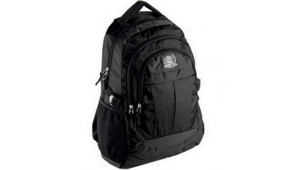 "Рюкзак для ноутбука Continent Рюкзак для ноутбука BP-001BK черный 15.6""-16"""