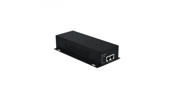 POE инжектор индустриальный 60Вт HongRui HR-BTG-N601