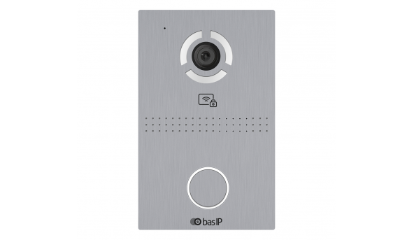 Вызывная панель BAS-IP AV-03BD (silver)