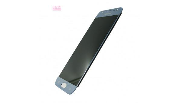 Дисплейний модуль Samsung Galaxy J3 2016, ЖК-дисплей з сенсорним екраном, TFT, Б/В