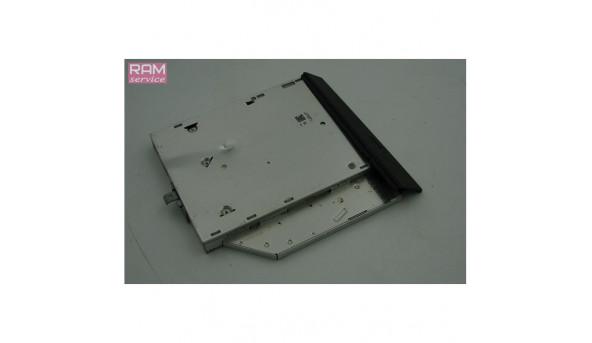 CD/DVD привід, SATA, для ноутбука, HP ProBook 4535s, 647950-001, Б/В, В одному місці деформован корпус (фото)