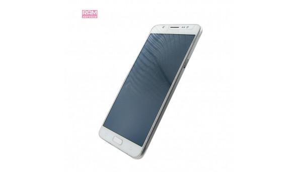 "Смартфон Samsung Galaxy J7 (2016), 5.5"", ОЗУ 2 ГБ, 16 ГБ, основна 13 Мп,  фронтальна 5 Мп, Android 8.1, Б/В"