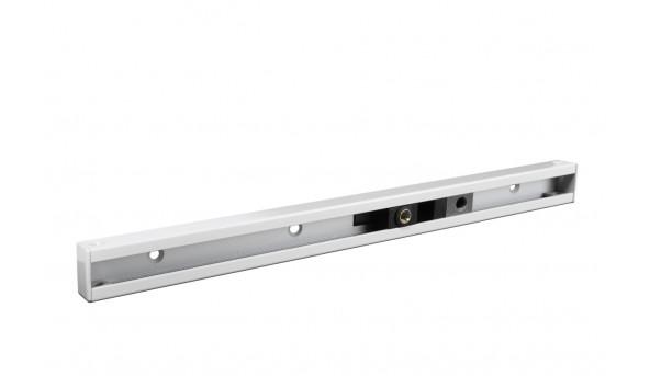 Слайдовая  рельса для доводчика дверей ARNY guide rail F6800 White