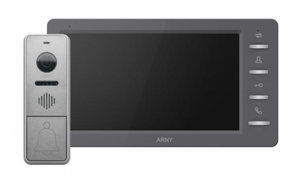 Комплект видеодомофона AVD-7942 1MPX IPS Silver