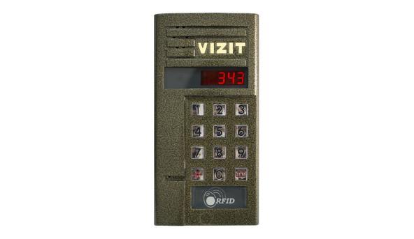 Блок виклику домофона БВД-343FCPL