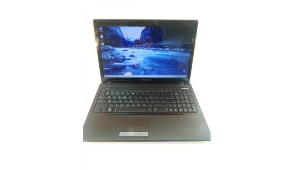 """Стильний Ноутбук Asus K53U, 15.6"""", AMD, 3gb, LED HD,"""
