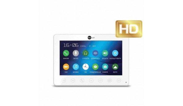 Цветной видеодомофон NeoLight OMEGA+ Full HD с записью видео по движению